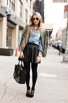 New York Fashion Week Street Style: Personal Style Bloggers