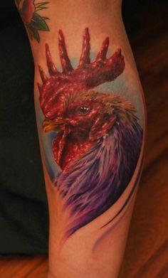 Tattoo by Florian Karg at Vicious Circle Tattoo in Bayern, Germany