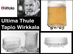 Ultima Thule, Tapio Wirkkala Painted Doors, Marimekko, Ceramic Artists, Vintage Glassware, Finland, Project Ideas, Scandinavian, Pots, Crystals