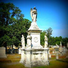 Oakwood Cemetery Jefferson TX