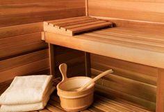 DIY: Transform Your Bathroom into a Home Sauna :: FOOYOH ENTERTAINMENT