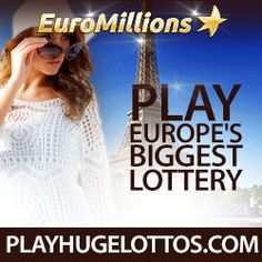 Euromillions Lottery....more info....