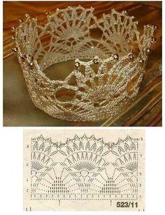 Incluye varios diseños para el decoro de las princesas del hogar ,para presumir de su belleza en fiestas especiales o como regalo de souveni...