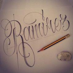 RAMIREZ --- name sketch