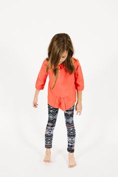 Cute, comfortable, quality, and made in the USA. What more can you ask for in a legging