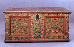magyar népi bútorok - Google keresés Decorative Boxes, Painting On Wood, Contemporary Decorative Art, Hand Painted Furniture, Country Furniture, Furniture Makeover, Painted Wooden Boxes, Decorative Painting, Trunks And Chests