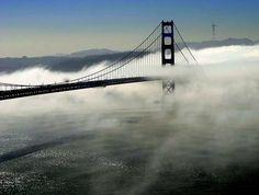 Foggy San Francsico