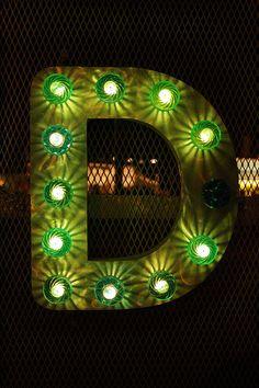 green lights!
