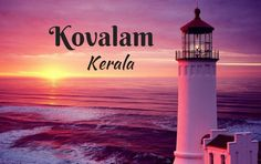 Kovalam, Kerala  An idyllic village along the coastlines of the #Arabian #Sea, #Kovalam is most famous for its three pristine #beaches with shallow waters and low tidal #waves where one can go #surfing, wooden and motor boat riding.  Call 91-9386591169 Beacon Of Hope, Favorite Quotes, Wisdom, Nature Photography, Movie Posters, Sky, Surefire, 5 Pillars, Alternative