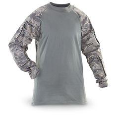 TRU-SPEC® ABU NYCO Twill Combat Shirt, ABU Camo