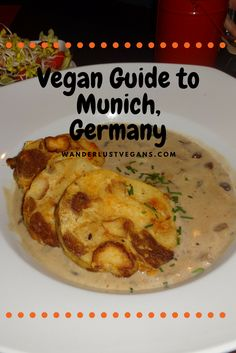 A fun guide to sightseeing and vegan eating in Munich Germany based on our experience visiting the city. Wine Recipes, Vegan Recipes, Vegan Dinners, Best Street Food, Vegan Restaurants, International Recipes, Foodie Travel, The Best, Munich Germany