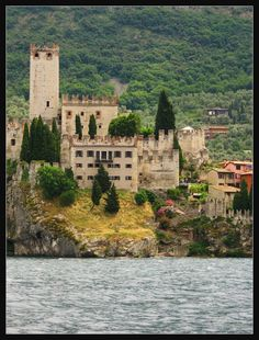 Castello Scaligero in Malcesine