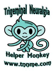 Trigeminal Neuralgia Helper Monkey