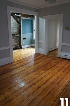 Awesome Douglas Fir Wood Floors
