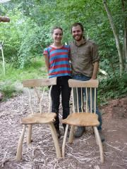 Green Woodworking U0026 Chairmaking Course With Chairmaking And Green Woodwork  With Gudrun Leitz