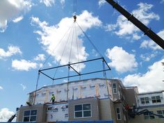 Assisted-living company gets LEED platinum by switching to modular construction with MBI member Guerdon Modular: Elite Care is building high-performance units to cut high utility costs.
