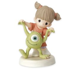 Precious Moments Company Precious Disney Showcase Tangled You Had Me from The Moment We Met Bisque Porcelain 181091 Figurine One Size Multi