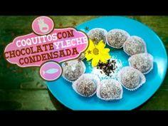 ▶ Coquitos con chocolate. Receta de coquitos fácil y rápida - YouTube