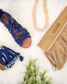 On the hunt for summer fringe wardrobe essentials? Look no further!