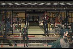 春【刀剣乱舞】Touken Ranbu Mutsunokami Yoshiyuki, Dance Images, Anime Fantasy, Anime Artwork, Boy Art, Touken Ranbu, Japanese Art, Manga Art, Haikyuu