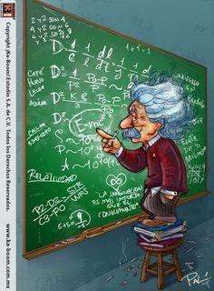 """Albert Einstein: """"Para castigar mi desprecio por la autoridad, el destino me hizo una autoridad"""""""