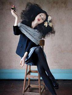 Vogue Korea - Coco Rocha