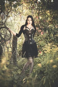 Gothic meets fairytale.