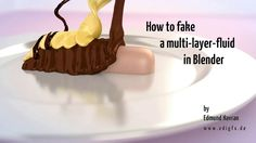How To Fake A Multi-Layer-Fluid In Blender on Vimeo