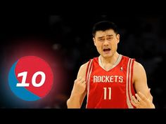 15 years later, the Rockets are honoring the big Yao Ming, by making sure no one will ever again where the number 11 again. Basketball Practice Plans, Basketball Workouts, Basketball Coach, The Number 11, A Team, Nba, Coaching, Career, How To Plan