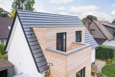 Loft Design, House Design, Building Extension, Rooftop Design, Bungalow Renovation, Dormer Windows, House Extensions, Home Additions, Modern House Plans