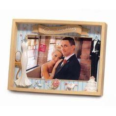 "Russ Berrie ""Our Wedding"" Shadowbox Frame"