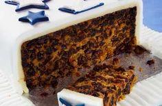 Apricot and cranberry fruit cake - 40 Christmas cake ideas