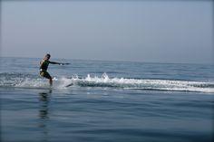 Water ski Water Ski, Water Activities, Skiing, Waves, Outdoor, Ski, Outdoors, Outdoor Games, Outdoor Living