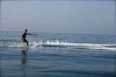 Water ski Water Ski, Water Activities, Skiing, Waves, Outdoor, Ski, Outdoors, Ocean Waves, Outdoor Games
