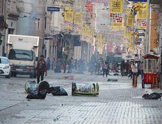 #istanbul #turkey #taksim #occupy #police #occupygezi #occupyturkey