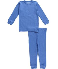 Ice2O Boys 2-Piece Thermal Long Underwear Set (Sizes 2T – 4T) $7.99