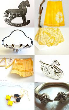 Sun and Silver Heat by Chrissy Mason on Etsy--Pinned with TreasuryPin.com #auswandarrah