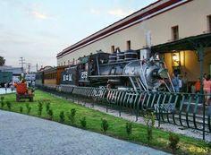Antigüa estación, hoy museo de Cuautla, Morelos.