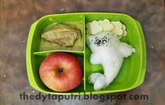 THE DYTAPUTRI: My First Bento
