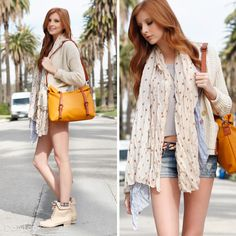 Warmer Days to Come California Look by Color Thread & Machine