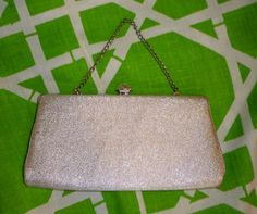 Your place to buy and sell all things handmade Bridesmaid Clutches, Vintage Silver, Flaws, Chain, Pretty, Necklaces