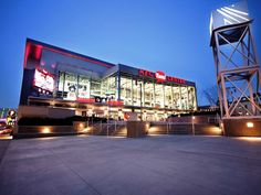 Louisville, KY - The KFC Yum! Center