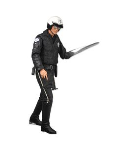 Series 1 Motorcycle Cop T-1000 from Terminator 2