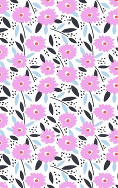Spruce up your mobile or desktop backgrounds with these free digital wallpapers, featuring our Retro Floral Collection! Perfect way to have a calendar on you at all times.