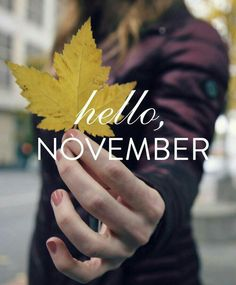 Not trying to freak you out but November is here! Yes, already! #November #TwoMonthsToNewYear #Mumbai
