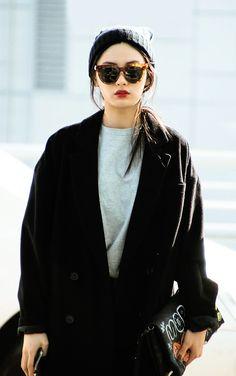 Nana (After School) at Incheon Airport  131221 나나 인천공항 출국  | @printedlove