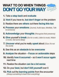 Self Improvement Tips - What To Do When Things Don't Go Your Way happy happiness positive emotions disappointment mental health confidence self love self improvement self care self help emotional health Coping Skills, Life Skills, Social Work, Social Skills, Relation D Aide, Motivacional Quotes, Dream Quotes, Daily Quotes, Wisdom Quotes