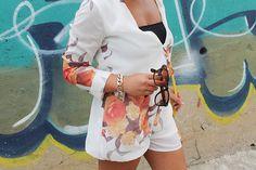New York can wait - beauty, fashion, lifestyle: Zaful: Un pagliaccetto fiorato ideale per l'estate