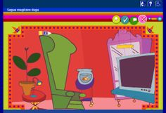 Actividades para Educación Infantil: Mover el ratón AGREGA
