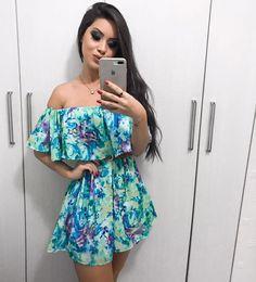 Quanta DELICADEZA!! Vestido: R$149,90 ▫️Enviamos para todo Brasil  #closetRC ➡️➡️➡️ www.closetrc.com.br